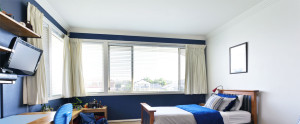 Bedroom Blinds and Curtains