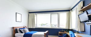 Bedroom Curtains and Blinds