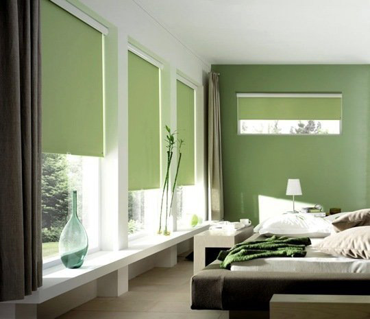 Blacout Roller Blinds