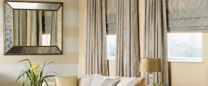 Living Room Curtains & Blinds