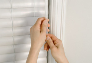 Use Window Blind Wands to Operate Blinds