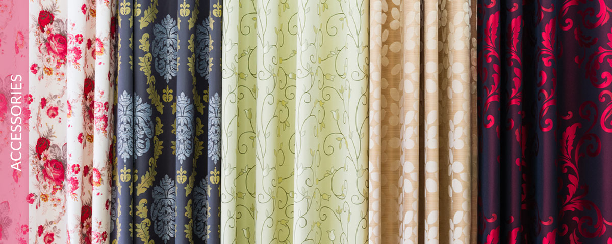 Curtain and Blind Accessories