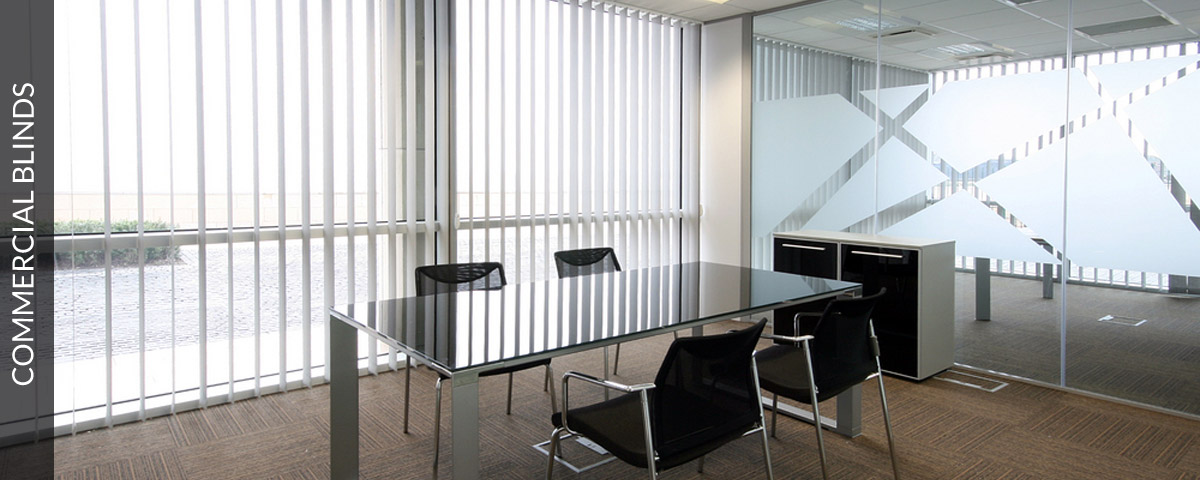 Commercial Blinds & Office Blinds