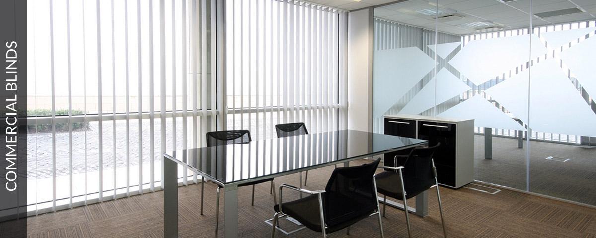 Commercial Blinds & Office Blinds