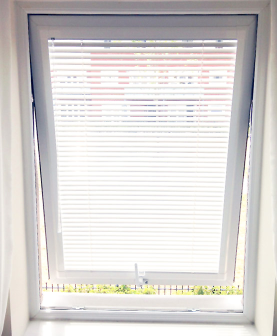 Perfect Fit Blinds provide an ideal solution for small spaces